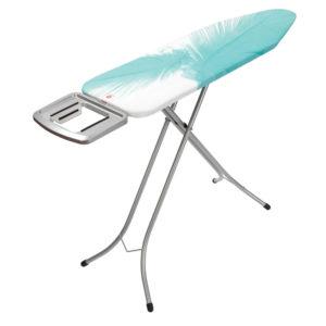 Ironing Board B, 124x38cm, SSIR - Feathers - 8710755346880 Brabantia_1000x1000px_7_NR-1981