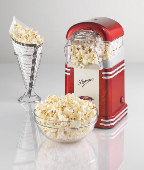 Nowość- Kompaktowe urządzenie do popcornu