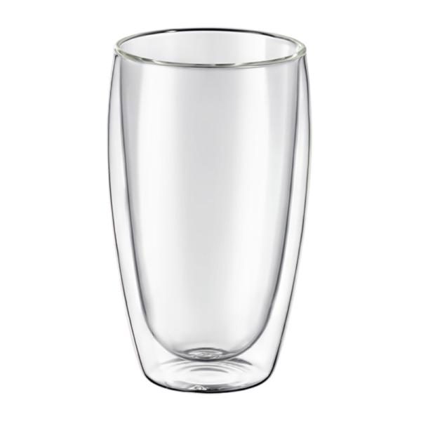 Nowość-Zestaw 2 szklanek 450 ml MIA