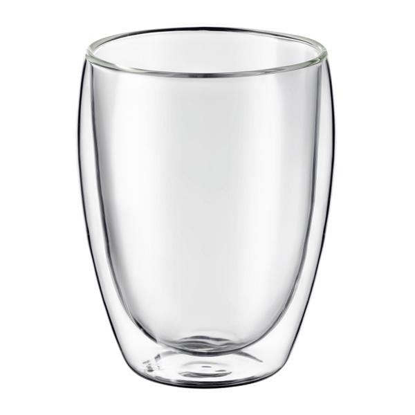 Nowość-zestaw 2 szklanek 350 ml MIA