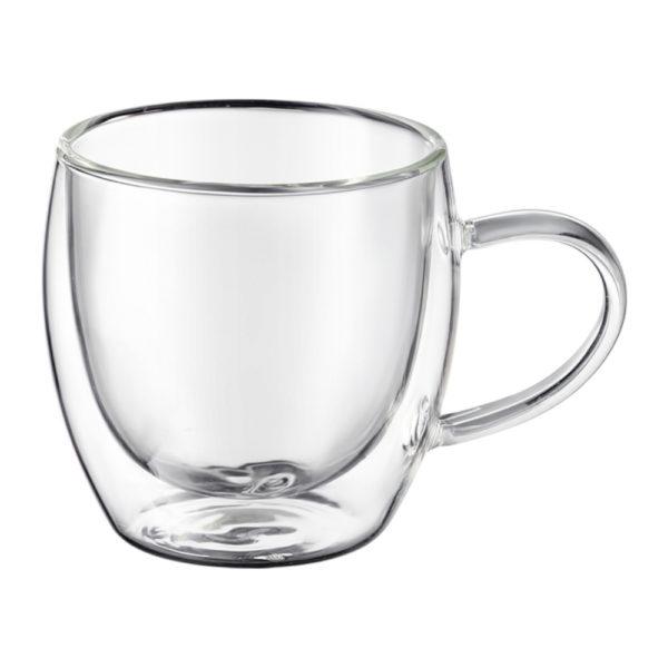 Nowość- Zestaw 2 szklanek 100ml MIA