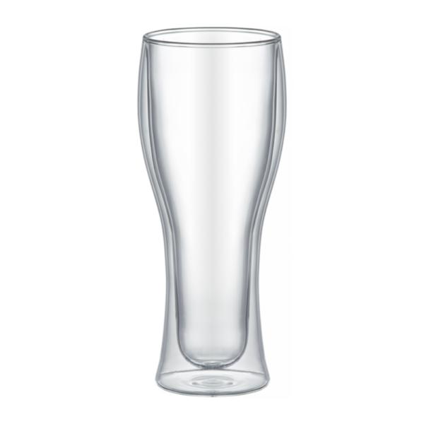 Nowość-zestaw 2 szklanek do piwa MIA